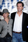Jennifer siebel und gavin newsom — Stockfoto