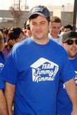 Jimmy Kimmel at the 'American Dream 5k Walk' Benefitting Habitat for Humanity. Pacoima Plaza, Pacoima, CA. 10-10-09 — Stock Photo