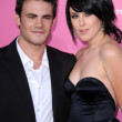 Micah Alberti and Rumer Willis — Stock Photo #15142843