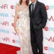 Stock Photo: Janet Holden and Eric McCormack at 37th Annual AFI Lifetime Achievement Awards. Sony Pictures Studios, Culver City, CA. 06-11-09
