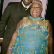 Sam Bell and Luenell — Stock Photo