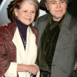 Walter Koenig and Judy Levitt — Stock Photo
