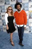 Mariah carey ve lee daniels — Stok fotoğraf