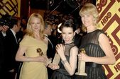 Laura Linney, Sally Hawkins, Laura Dern — Stock Photo