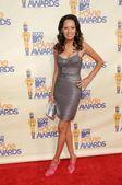 Keisha Whitaker at the 2009 MTV Movie Awards Arrivals. Gibson Amphitheatre, Universal City, CA. 05-31-09 — Stock Photo