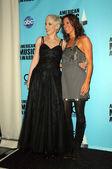Annie Lennox, Sarah McLachlan — Zdjęcie stockowe