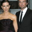 Kate Beckinsale and Len Wiseman — Stock Photo #15150007