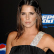 Stock Photo: Kelly Monaco at Pepsi 500 Running Wide Open. Avalon, Hollywood, CA. 08-27-08