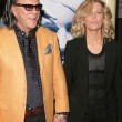 Mickey Rourke and Kim Basinger - Foto de Stock