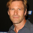 Stock Photo: Aaron Eckhart at Pepsi 500 Running Wide Open. Avalon, Hollywood, CA. 08-27-08