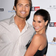 Eric Winter and Roselyn Sanchez — Stock Photo #15159067