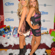 Постер, плакат: Holly King and Bridgetta Tomarchio at Bridgetta Tomarchio B Day Bash and Babes in Toyland Toy Drive Lucky Strike Hollywood CA 12 04 09