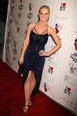 凯蒂 · 罗曼在选择奖后党和蒂凡尼纽约波拉德的生日舞会。俱乐部所在区域,西好莱坞,ca.09/1/7 — 图库照片