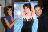 Lisa Rinna and Louis van Amstel — Stock Photo