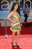Keana Texeira at the World Premiere of Earth. El Capitan Theatre, Hollywood, CA. 04-18-09 — Stock Photo