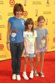 Lisa Rinna and family — Stockfoto
