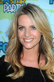 Jessalyn Gilsig at FOX's 2009 All Star Party. Lanham Huntington Hotel, Pasadena, CA. 08-06-09 — Stock Photo