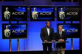 Forest Whitaker and Sid Ganis — Foto Stock