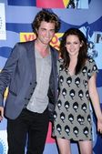 Robert pattinson et kristen stewart — Photo