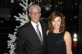 Ted Danson and Mary Steenburgen — Foto de Stock