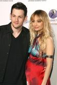 Joel Madden and Nicole Richie at the Sony Cierge and The Richie-Madden Children's Foundation UNICEF Benefit. Myhouse, Los Angeles, CA. 03-23-09 — Zdjęcie stockowe