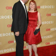 Stock Photo: Kate Flannery at CNN Heroes All-Star Tribute, Kodak Theater, Hollywood, CA. 11-21-09