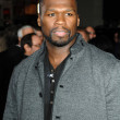 50 Cent at Twilight Saga, New Moon Los Angeles Premiere, Mann Village Theatre, Westwood, Ca. 11-16-09 — Stock Photo #15162581