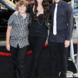 Katherine Schwarzenegger with Patrick Schwarzenegger and Christopher Schwarzenegger at the Los Angeles Premiere of Terminator Salvation. Graumans Chinese Theatre, Hollywood, CA. 05-14-09 — Stock Photo #15165269