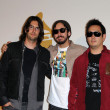Постер, плакат: Rob Bourdon Mike Shinoda and Joe Hahn