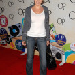 Jodie Sweetin  at the &quot;OPen Campus&quot; New OP Campaign Launch Party, Mel&#039;s Diner, West Hollywood, CA 07-07-2009 - Stock Photo