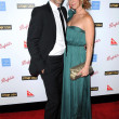 Stock Photo: Adam Kaufmand Poppy Montgomery at GDay USAustraliWeek 2009 Black Tie Gala. Renaissance Hotel Grand Ballroom, Hollywood, CA. 01-18-09