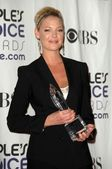 Katherine Heigl in the press room at the 35th Annual Choice Awards. Shrine Auditorium, Los Angeles, CA. 01-07-09 — Stock Photo
