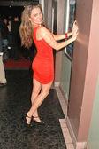 Alicia arden bei der premiere von bobby fischer leben, fairfax kinos, west hollywood, ca. 10.11.09 — Stockfoto