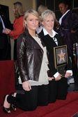 Annie Starke, Glenn Close — Stock Photo