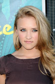Emily Osment at the Teen Choice Awards 2009. Gibson Amphitheatre, Universal City, CA. 08-09-09 — Stock Photo