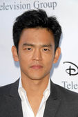 John Cho at the 2009 Disney-ABC Television Group Summer Press Tour. Langham Resort, Pasadena, CA. 08-08-09 — Stock Photo