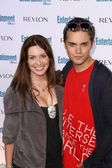 Bobbi Sue Luther, Thomas Dekker — Stock Photo