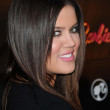 Khloe Kardashian at Barbie's 50th Birthday Party. Barbie's Real-Life Malibu Dream House, Malibu, CA. 03-09-09 — Stock Photo