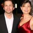 Zack Snyder and Deborah Snyder — Stockfoto #15172393