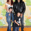 Photo: Slash and Family