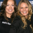 Постер, плакат: Olivia Wilde and Jennifer Morrison