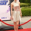 Katie Gill  at the Los Angeles Premiere of Imagine That. Paramount Pictures, Hollywood, CA. 06-06-09 — Stock Photo