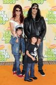 Slash and Family — Stock Photo