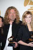 Robert Plant and Alison Krauss — Stock Photo