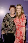 Jodie Sweetin and her mom — Stock Photo