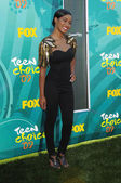 Keke Palmer at the Teen Choice Awards 2009. Gibson Amphitheatre, Universal City, CA. 08-09-09 — Stock Photo