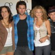 Sophia Bush, Brody Jenner, AnnaLynne McCord and Joel Madden — Stock Photo