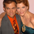 Steve Pierson and Melinda McGraw — Lizenzfreies Foto