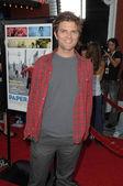 Adam Scott at the Los Angeles Screening of Paper Heart. Vista Theatre, Los Angeles, CA. 07-28-09 — Stock Photo