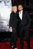 Robin Wright and Sean Penn — Foto Stock